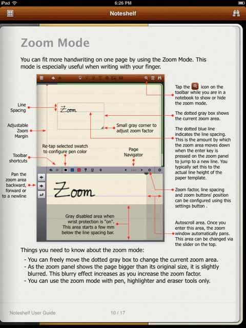 iPad diagramming (6/6)